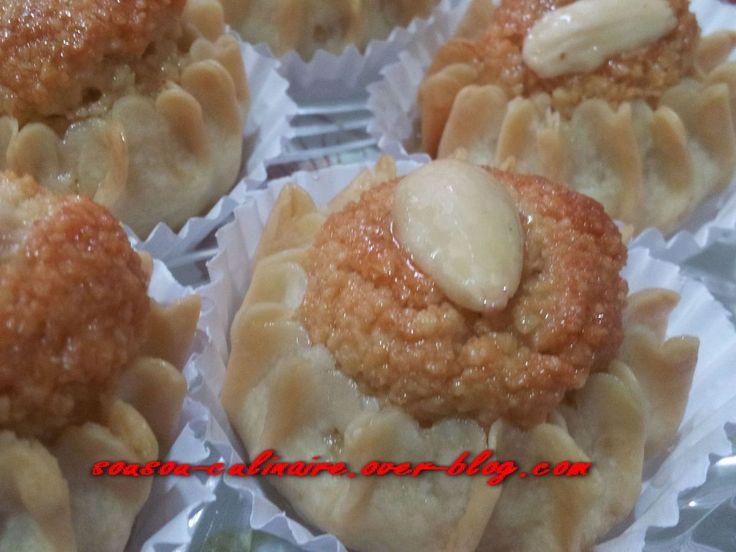 Bonjour à tous, voilà pour aujourd'hui la derniére recette avant l'aid hihi tojours du traditionnel c'est les dziriettes. C'est trés bon à déguster mais il faut éviter d'en prendre trop . Aussi je suis désolée de ne pas étre passer sur vos blogs cette...