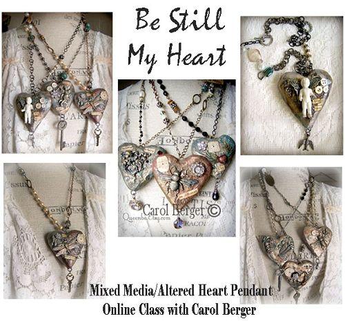 Be Still My Heart - Carol Berger Online video class