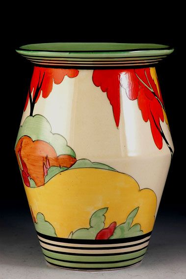 Clarice Cliff - Honolulu-vase