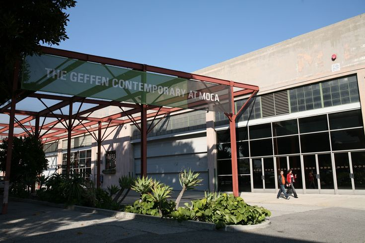 The Geffen Contemporary at MOCA