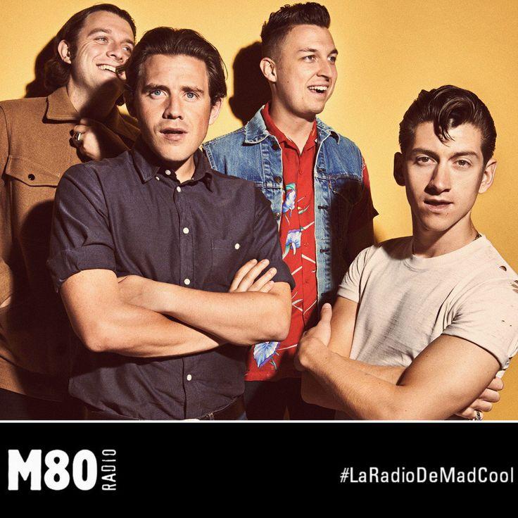 "M80 Radio en Twitter: ""¡Arctic Monkeys se incorpora al cartelazo de @madcoolfestival! Toda la info y venta de entradas: https://t.co/vsZ77vkSGk #LaRadioDeMadCool… https://t.co/9d4fN00M38"""