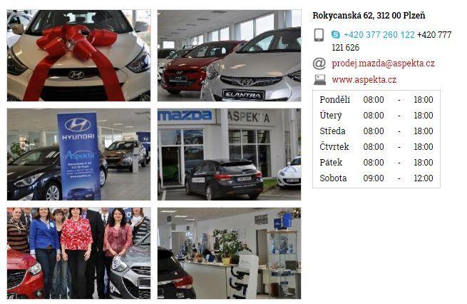 Nabídka práce Plzeň - ASPEKTA Trading spol. s r.o.   Pracovník skladu náhradních dílů automobilů.