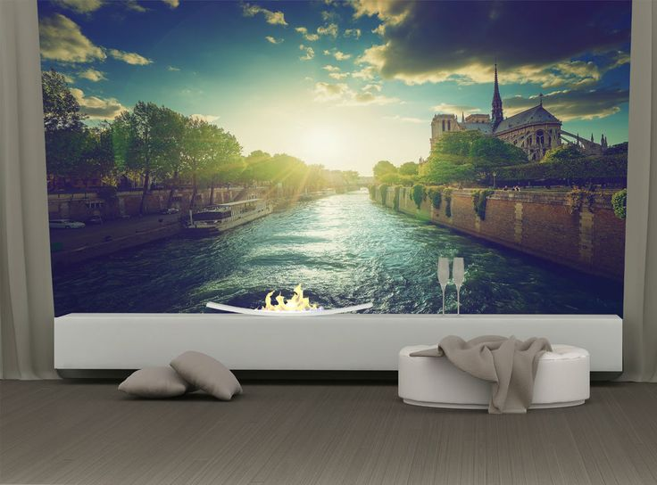 Amazing Notre Dame Wall Mural Good Ideas