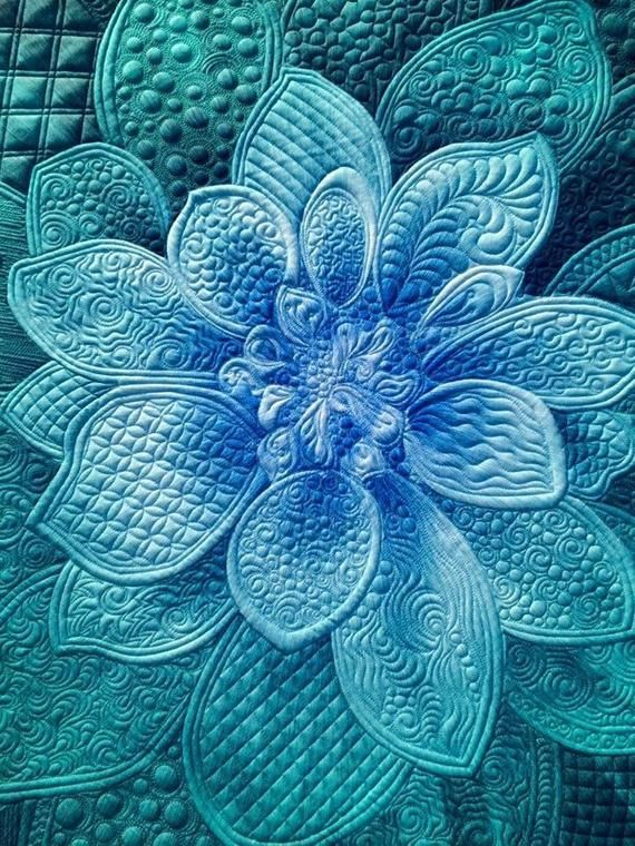 Dream Big gorgeous wall hanging Fabric panel quilts