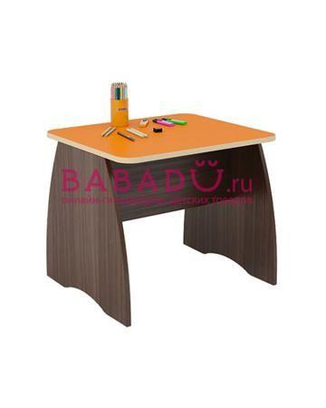UFOkids фигурный Оранси  — 2400р. ------------------------------ Стол фигурный Оранси UFOkids для оборудования игровой зоны в детской комнате. Прочный, сделан из безопасных для ребенка материалов.