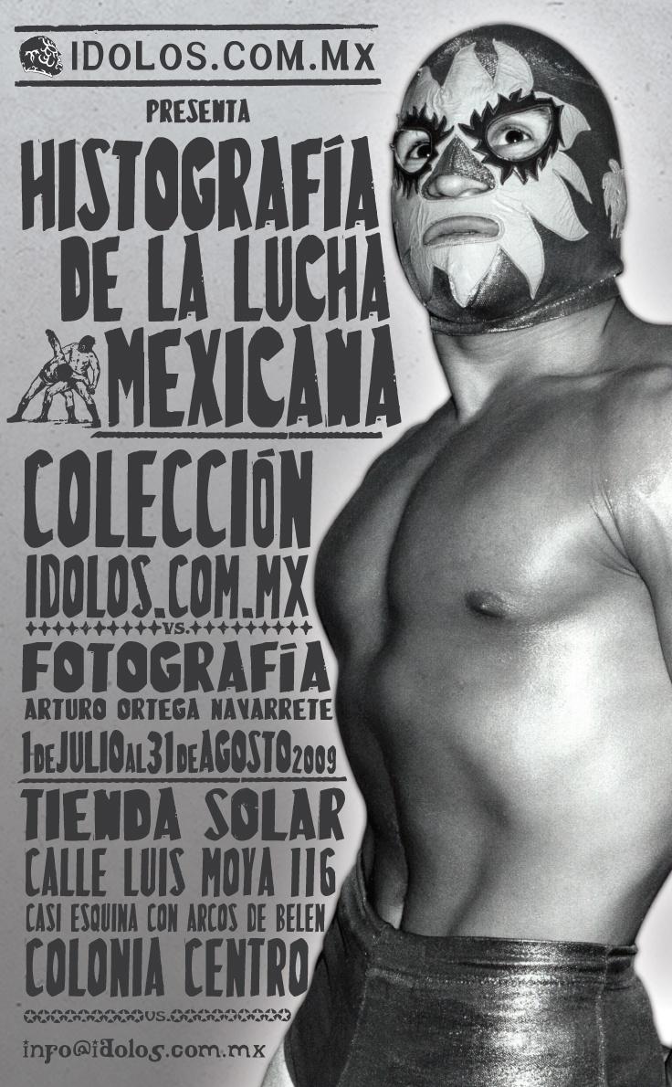 Lucha Libre - Maestro Solar