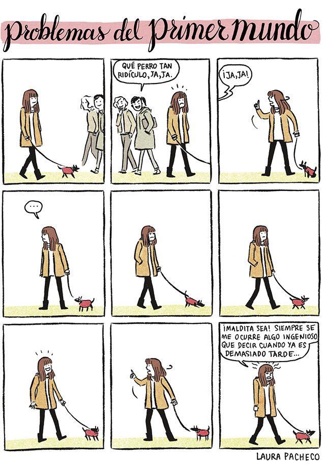 Qué perro tan ridículo