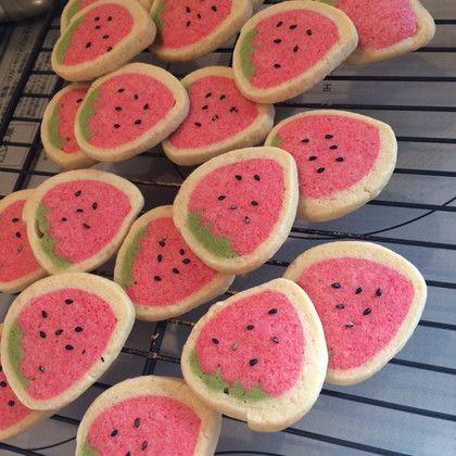 *可愛い♥苺アイスボックスクッキー* by えん93 [クックパッド] 簡単おいしいみんなのレシピが233万品