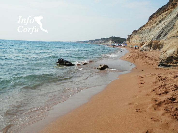 Santa Barbara beach in Corfu - Santa Barbara στην Κέρκυρα. http://www.infocorfu.gr/santa-barbara