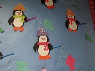 Mrs Jump's class: Penguins Unit