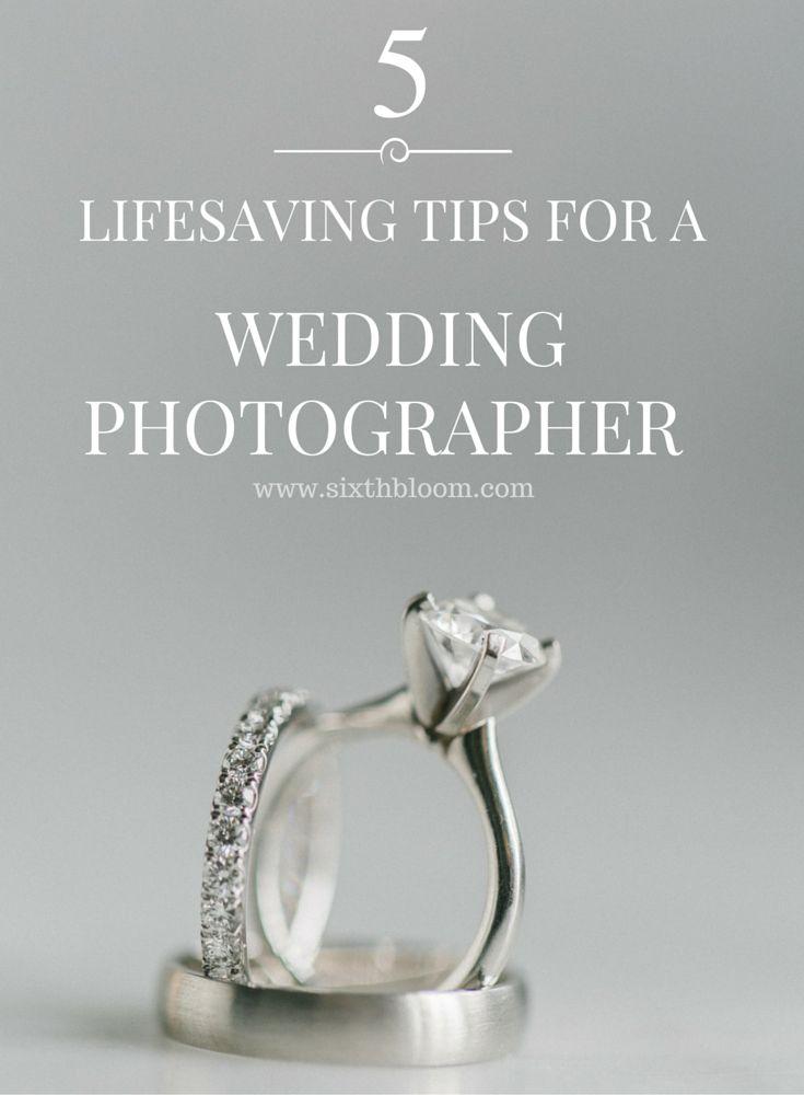 5 Lifesaving Tips for a Wedding Photographer - Sixth Bloom- Lifestyle, Photography & Family Blog