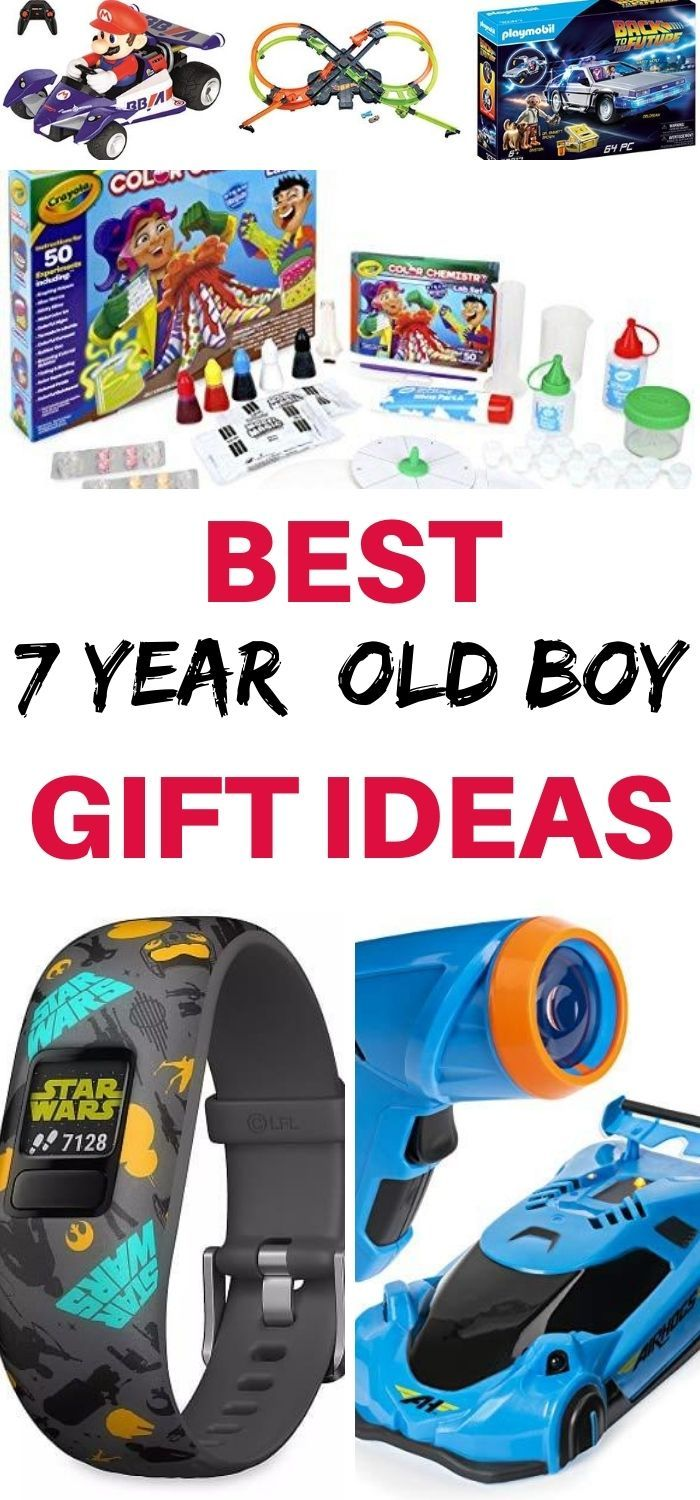Best Toys Gifts For 7 Year Old Boys 2021 Absolute Christmas Top Gifts For Boys 7 Year Old Christmas Gifts Best Gifts For Boys