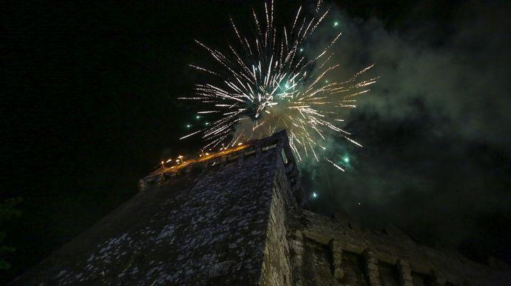 Todas las imágenes del Asalto ao Castelo de Vimianzo