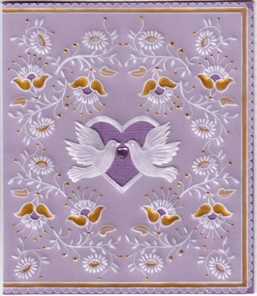 Lovey dovey - Wendy Schultz ~ Cards 1.