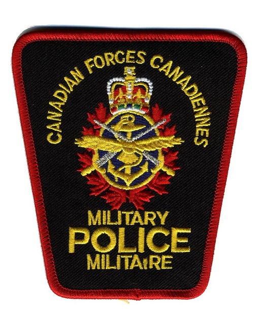 I have three jobs that I would like to pursue in the future. Military police is one of them.