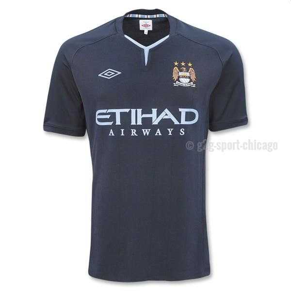 Manchester City Jersey 2010-2011