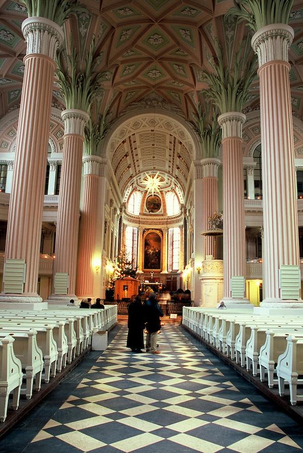 Nikolai Church (Nikolaikirche). Leipzig, Germany http://www.travelandtransitions.com/destinations/destination-advice/europe/