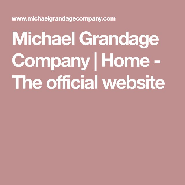 Michael Grandage Company   Home - The official website