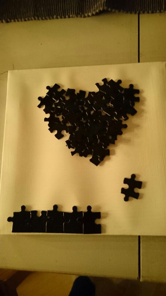 Kärlekens puzzel