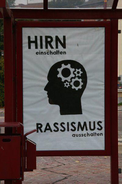 Aufruf gegen Rassismus: Immer wieder kommt es in Freital zu rassistischen...