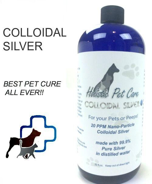 Dosage colloidal silver