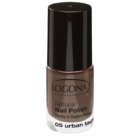 Logona: Natural Nail Nagellack (4 ml): Logona: Farbe: Nagellack 05 urban taupe