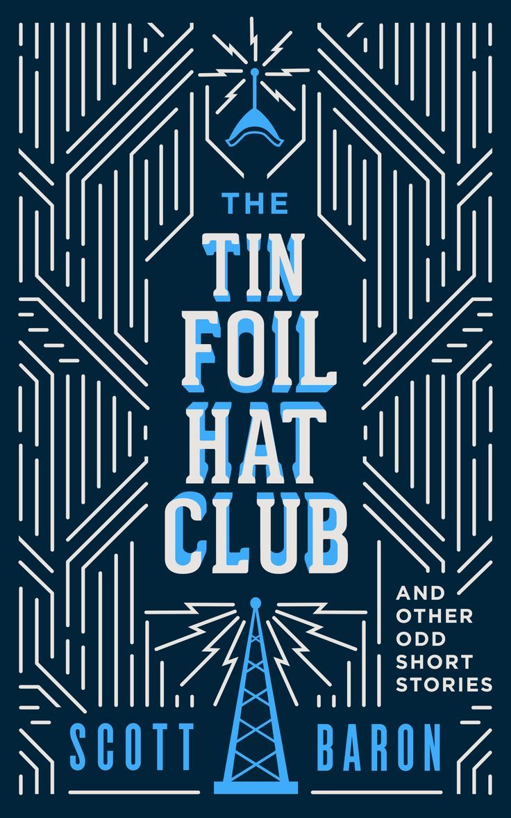 Book Cover Design for Tin Foil Hat Club. If you would like to commission us for your book cover, please visit our website #bookcover #bookcoverdesign #bookcovers #bookcoverart #ebookcover #ebookcovers #bookcoverartwork #bookcoverartist #bookcoverdesigner