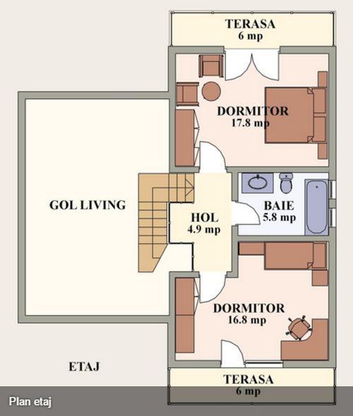 12 best plan casa images on Pinterest Boxes, Cases and House design - teppich für küche