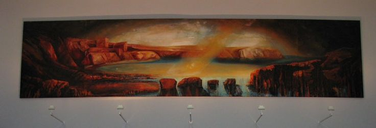 Parliament House Canberra, Main Committee Room artwork.