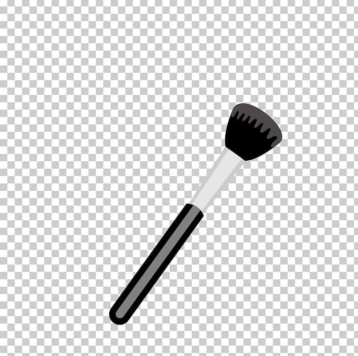 Makeup Brush Make Up Cartoon Png Black And White Brush Brushed Brush Effect Brushes Makeup Brushes Cartoons Png Brush