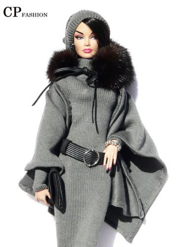 CP ITALIAN STYLE handmade outfit for FASHION ROYALTY FR2 in Dolls & Bears, Dolls, By Brand, Company, Character | eBay