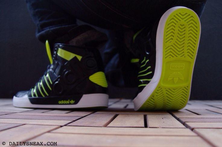 day 58: Adidas Hard Court #adidas #adidashardcourt #hardcourt #sneakers - DAILYSNEAX