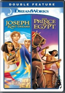 I LOVE both of these movies. As well as their soundtracks. Joseph King of Dreams and the Prince of Egypt