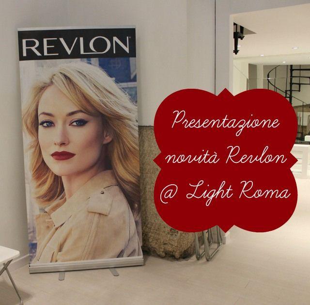 Presentazione Revlon @ Light Roma