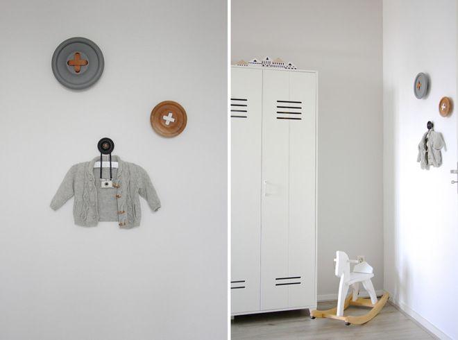 locker closet; white on white; wardrobe display; contemporary by Holly Marder