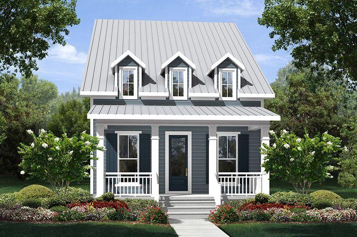 Bellegrass III Cottage House Plan