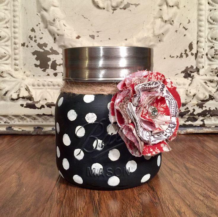 Mason Jar Kitchen Decor Set: 1000+ Ideas About Mason Jar Kitchen Decor On Pinterest