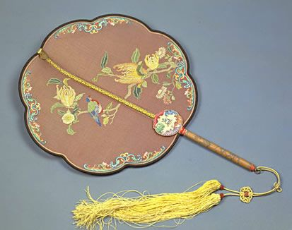 Traditional Chinese Fans | Ancient Chinese Fan » fan-02