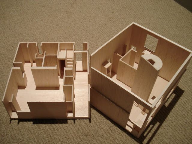 Ara Wang: week4:Fisher House-Louis Kahn
