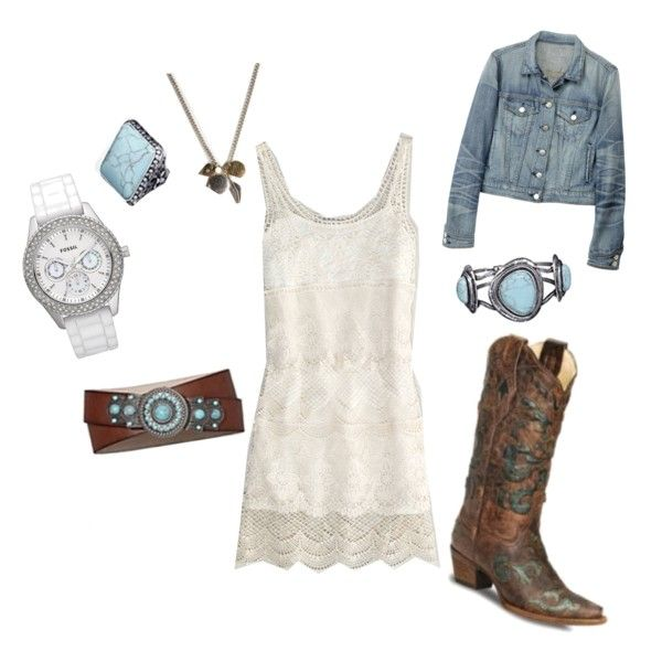 17  ideas about Country Casual on Pinterest  Girls summer outfits ...