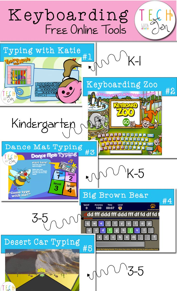 Worksheet Free Keyboarding Lessons For Kids 45 best lets keyboard images on pinterest computer free online keyboarding tools to teach your students how type
