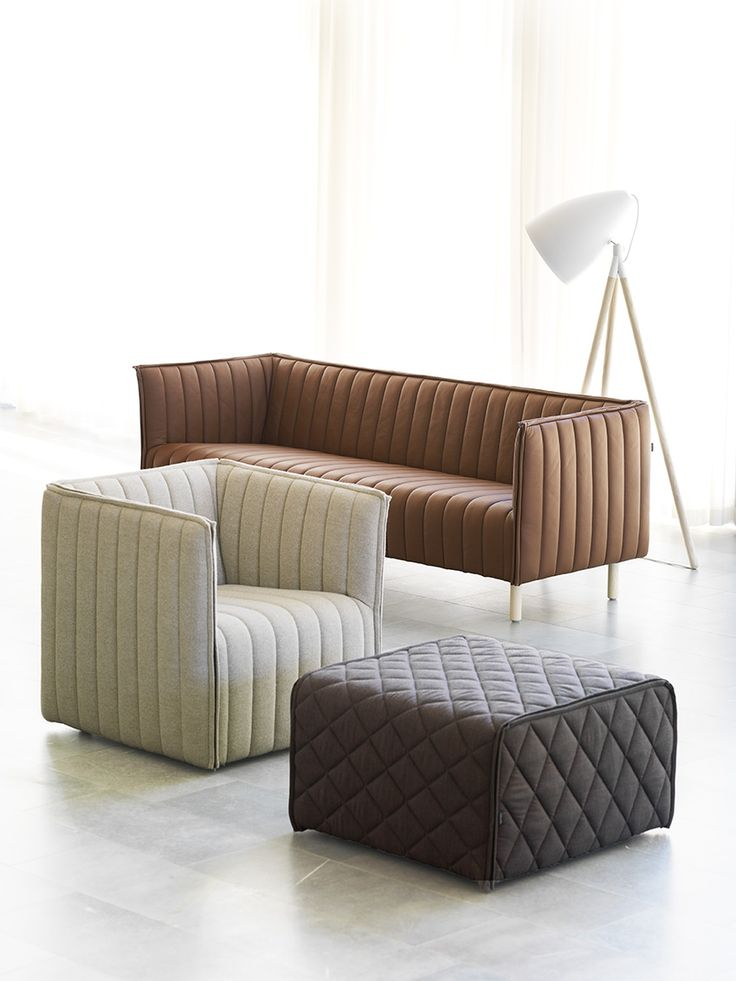 Kvilt sofa by Grsns
