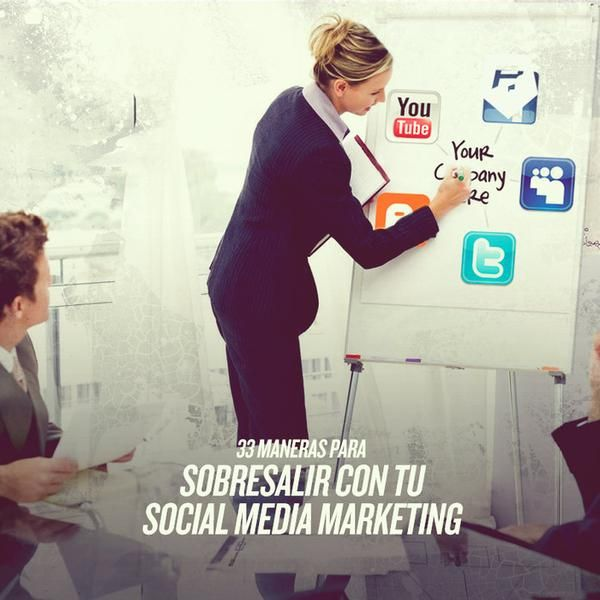 33 Maneras de sobresalir con tu #SocialMedia >> http://socialmedia-rebeldesonline.com/social-media-marketing-plan/ #emprendedores #marketing #socialmedia #marketingdigital #marketingonline #redessociales #pymes #startup