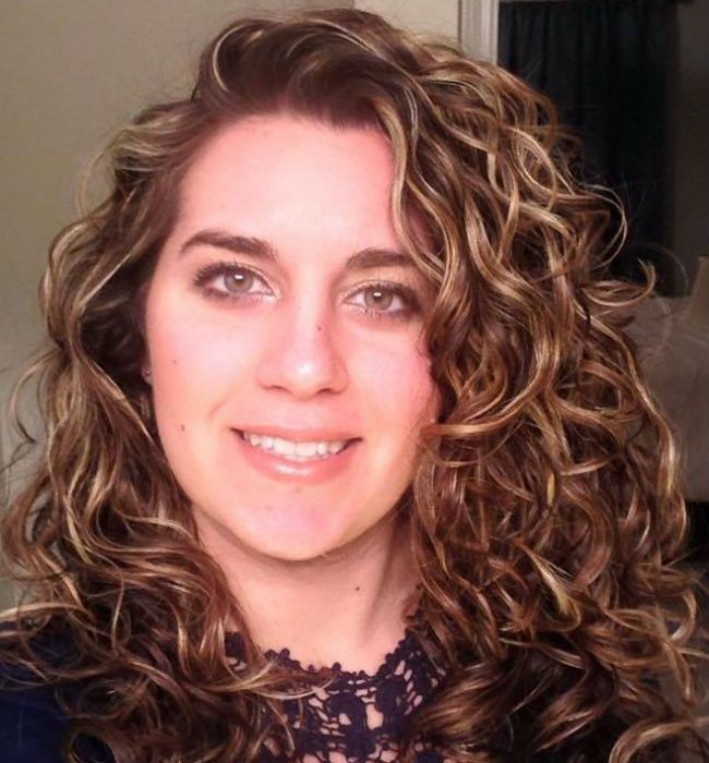 """How I Avoid the """"Wet Gelled Down"""" Look On My Wavy-Curly Hair"""