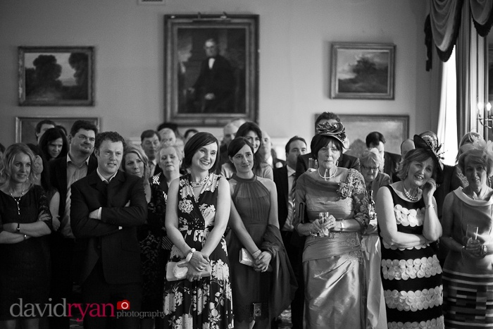 Wedding Photography Stephen's Green Hibernian Club  www.davidryanphotography.ie
