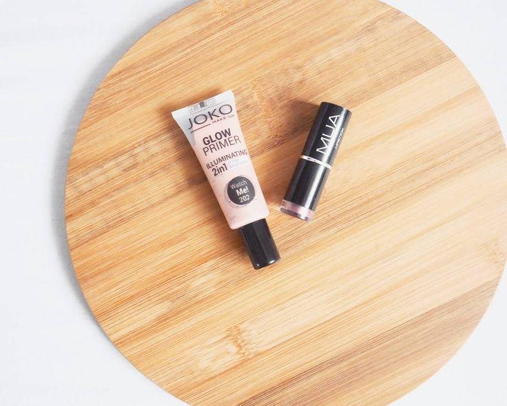 Dzień dobry  Nowości w mojej kosmetyczce .Szczególnie jestem ciekawa jak sprawdzi się baza z Joko.Używałyscie jej ?  Miłego dnia wszystkim :) #newday #cosmetics #haul #shopping #zakupy #cosmeticsaddict #mua #joko #kosmetyki #makijaz #makeup #baza #rozswietlajaca #szminka #usta #makijazust #blogerkaurodowa #blogerkakosmetyczna #blogi_kosmetyczne #blogiurodowe #beautybloggerspl @blogujemy_o_kosmetykach @joko_makeup