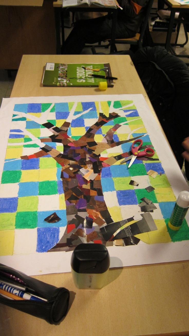 28 best images about kleuren on pinterest for kids hocus pocus and poster - Koude en warme kleuren ...