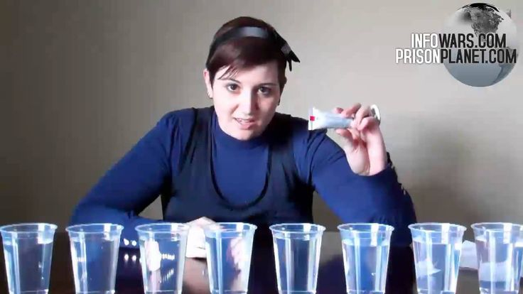 Fluoride Is Poison: A Quick Demo  Fluoride is bad we all know that, but this is more than I expected. Watch Melissa's quick video as she elaborates the severity of the issue.