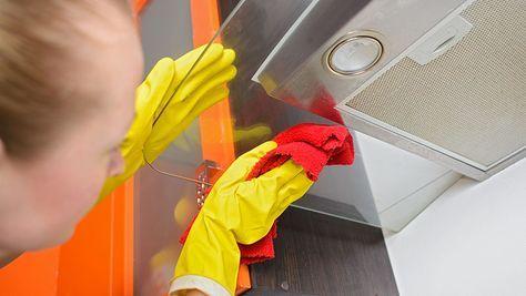Så rengör du filtret i köksfläkten – utan att lyfta ett finger