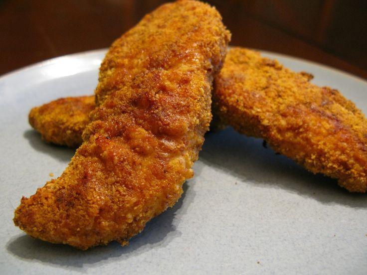 Chicken Fingers Recipe — Dishmaps
